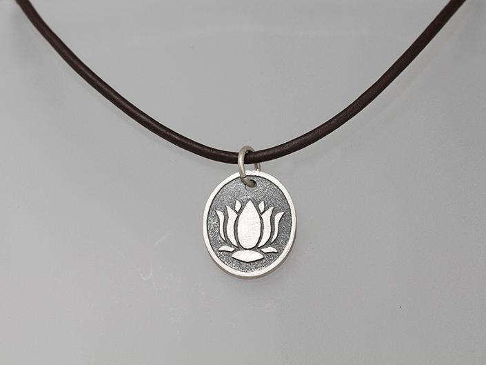 Lotus Ohm Pendant