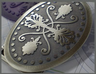 CAD CAM Custom Belt Buckle